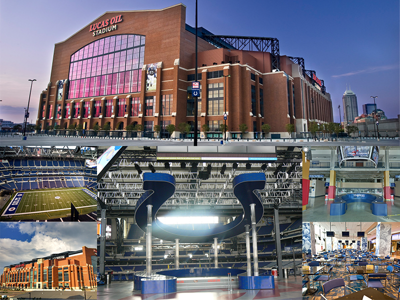 Lucas Oil Collage
